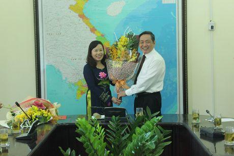 Tong cuc Du tru Nha nuoc co Pho Tong cuc truong moi - Anh 2