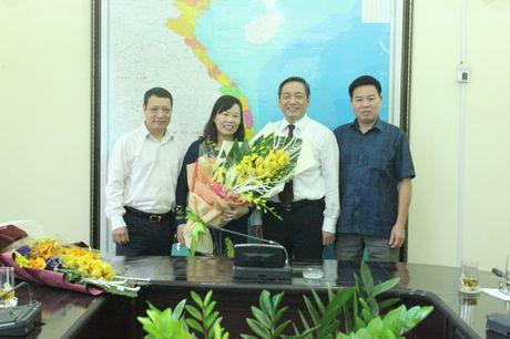 Tong cuc Du tru Nha nuoc co Pho Tong cuc truong moi - Anh 3
