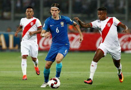 "CHI TIET Peru - Brazil: ""Dieu sam-ba"" tung bung - Anh 3"