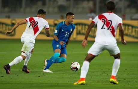 "CHI TIET Peru - Brazil: ""Dieu sam-ba"" tung bung - Anh 4"