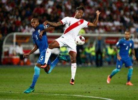 "CHI TIET Peru - Brazil: ""Dieu sam-ba"" tung bung - Anh 6"