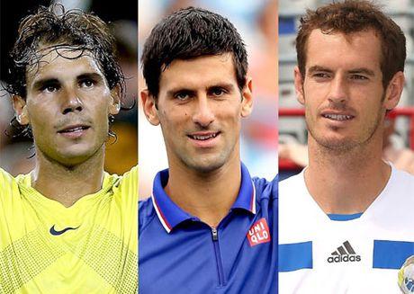 Nadal tro lai, quyet tranh so 1 cung Murray, Djokovic - Anh 1