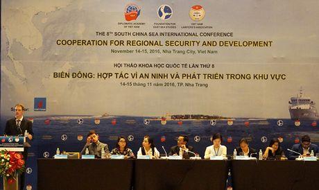 Can thuc day vai tro trung tam cua ASEAN - Anh 1