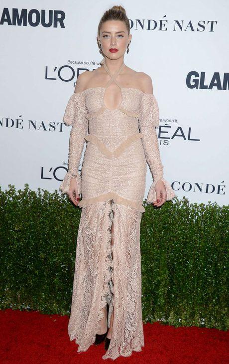 Gwen Stefani lung tran quyen ru trong tiec cua Glamour - Anh 19