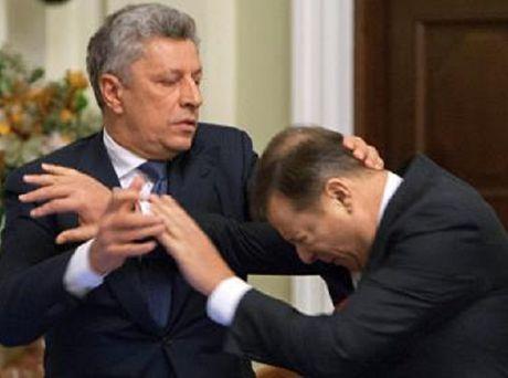 2 nghi si Ukraine dam nhau khi dang hop quoc hoi - Anh 1