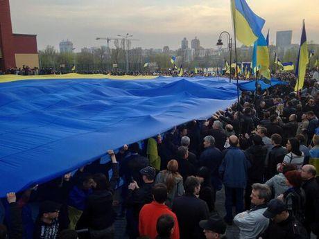 Ukraine phan ung vi bi dot quoc ky tai Ba Lan - Anh 1