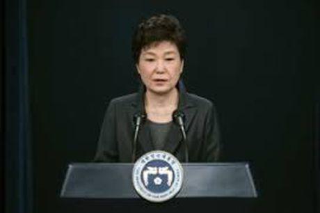 Han Quoc: Phe doi lap tuc gian vi Tong thong Park Geun-hye tri hoan tra loi tham van - Anh 1