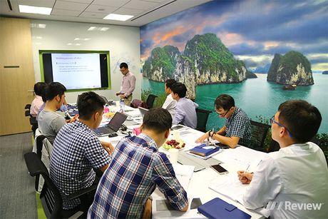 "Can canh ""van phong mo, xanh, khong day"" cua Huawei Viet Nam - Anh 19"