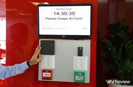 "Can canh ""van phong mo, xanh, khong day"" cua Huawei Viet Nam - Anh 5"