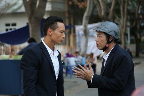 Thai Hoa lai khien khan gia cuoi nghieng nga trong 'Ve si Sai Gon' - Anh 2