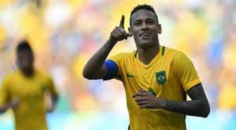 Peru- Brazil : Neymar giup Brazil giu vung ngoi dau? - Anh 1