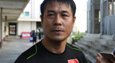 HLV Huu Thang khong hai long khach san va san tap o Myanmar - Anh 1