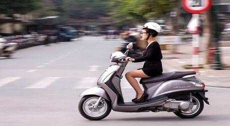Yamaha thu hoi tiep 110.250 chiec xe may Yamaha Nozza Grande bi loi - Anh 1