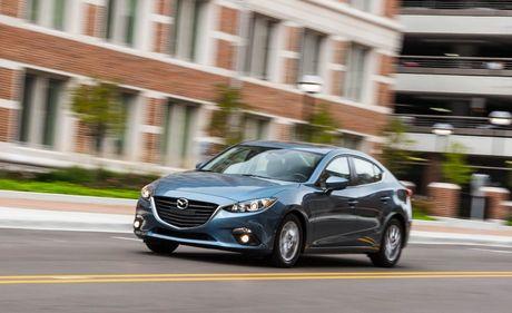 Trieu hoi hon 16 nghin xe Mazda3 tai Viet Nam do loi tui khi - Anh 1
