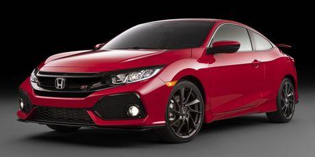 Honda Civic Si lo dien truoc them LA Auto Show - Anh 1