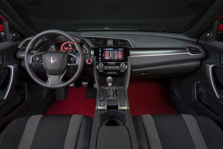 Honda Civic Si lo dien truoc them LA Auto Show - Anh 2