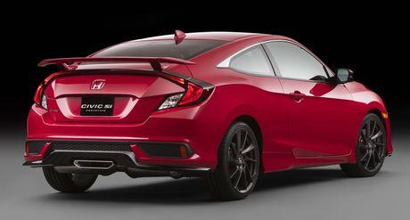 Honda Civic Si lo dien truoc them LA Auto Show - Anh 3