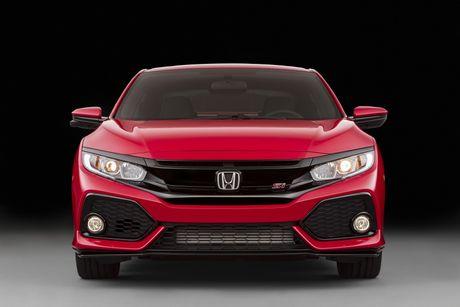 Honda Civic Si lo dien truoc them LA Auto Show - Anh 4