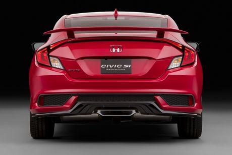 Honda Civic Si lo dien truoc them LA Auto Show - Anh 5