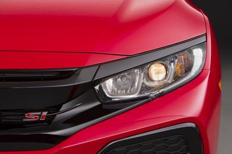 Honda Civic Si lo dien truoc them LA Auto Show - Anh 6
