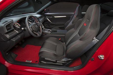 Honda Civic Si lo dien truoc them LA Auto Show - Anh 8