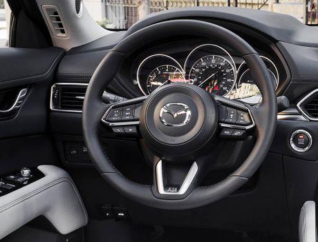 Chinh thuc ra mat Mazda CX-5 2017 the he moi - Anh 10