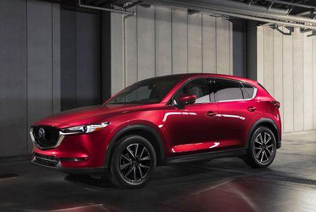 Chinh thuc ra mat Mazda CX-5 2017 the he moi - Anh 1