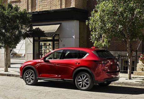 Chinh thuc ra mat Mazda CX-5 2017 the he moi - Anh 3