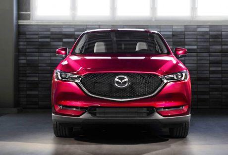 Chinh thuc ra mat Mazda CX-5 2017 the he moi - Anh 5