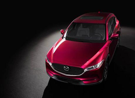 Chinh thuc ra mat Mazda CX-5 2017 the he moi - Anh 6