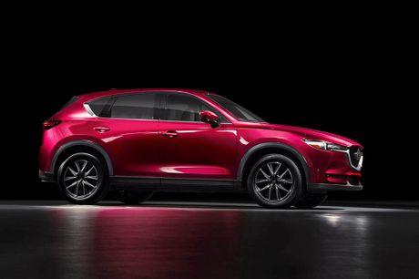 Chinh thuc ra mat Mazda CX-5 2017 the he moi - Anh 7