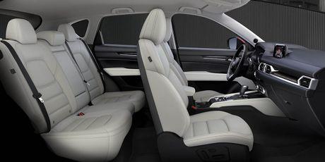 Chinh thuc ra mat Mazda CX-5 2017 the he moi - Anh 8