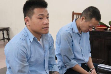 Chua day mot thang, 2 doi tuong gay ra 16 vu cuop - Anh 1