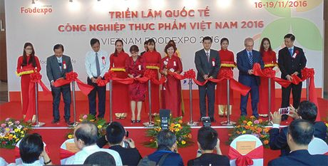 Co hoi giao thuong cho DN cong nghiep thuc pham Viet Nam - Anh 1