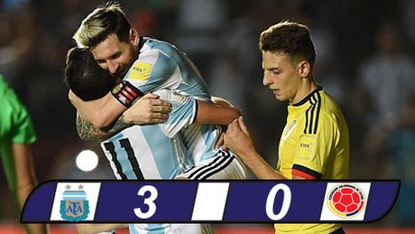 Ha gon Colombia, Argentina song lai hy vong du World Cup - Anh 1