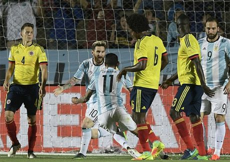Ha gon Colombia, Argentina song lai hy vong du World Cup - Anh 2