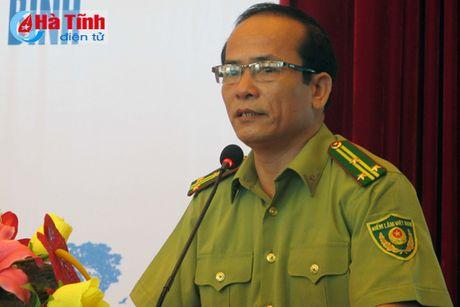 Bao ve rung tai goc o vung giap ranh Ha Tinh - Quang Binh - Anh 2