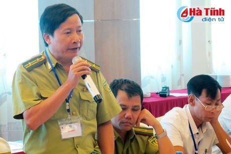 Bao ve rung tai goc o vung giap ranh Ha Tinh - Quang Binh - Anh 3