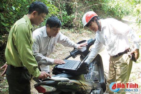 Bao ve rung tai goc o vung giap ranh Ha Tinh - Quang Binh - Anh 5