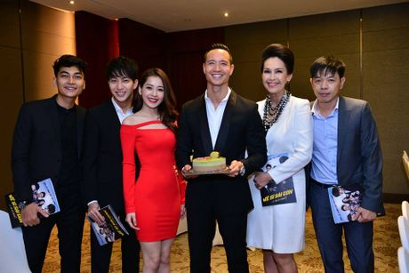 Chi Pu va Be Tran tai hop trong phim Ve si Sai Gon - Anh 1