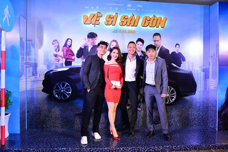 Chi Pu va Be Tran tai hop trong phim Ve si Sai Gon - Anh 2
