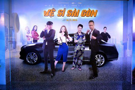Chi Pu va Be Tran tai hop trong phim Ve si Sai Gon - Anh 3