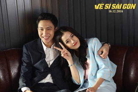Chi Pu va Be Tran tai hop trong phim Ve si Sai Gon - Anh 6