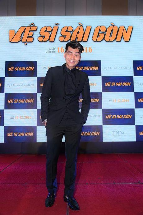 Chi Pu va Be Tran tai hop trong phim Ve si Sai Gon - Anh 7