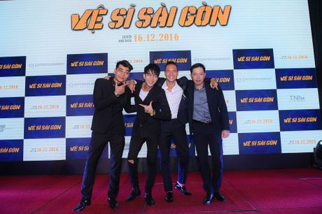 Chi Pu va Be Tran tai hop trong phim Ve si Sai Gon - Anh 8