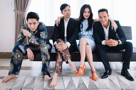 Chi Pu va Be Tran tai hop trong phim Ve si Sai Gon - Anh 9