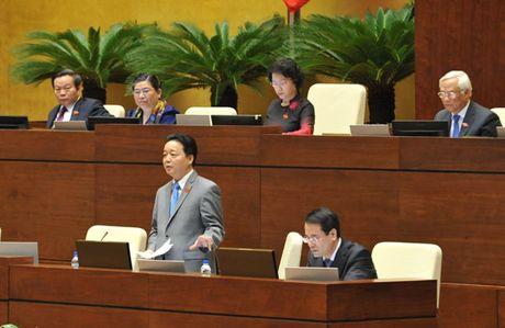 Bo truong Tran Hong Ha: Toan bo bien mien Trung da an toan - Anh 2