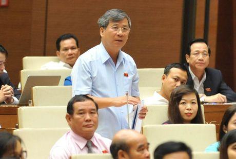 DBQH truy Bo truong Phung Xuan Nha trach nhiem 191.000 sinh vien that nghiep - Anh 3