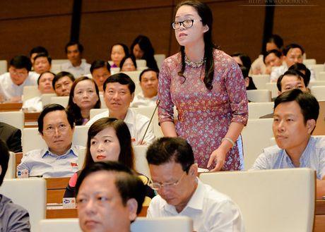 DBQH truy Bo truong Phung Xuan Nha trach nhiem 191.000 sinh vien that nghiep - Anh 4