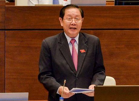 """Bo truong Noi vu: Phai rut lai quyet dinh """"bo nhiem nguoi nha"""" khong dung tieu chuan - Anh 1"""